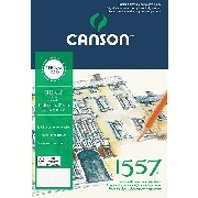 Canson - 1557 Dessin 50 ark. 120 gr.  A4