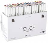 Touch Twin Brush marker sæt