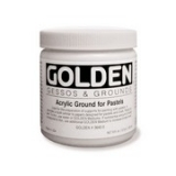 Golden - Acrylic Ground for Pastels 473 ml.