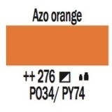 Amsterdam 20 ml. - Azo Orange