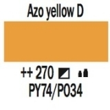 Amsterdam 20 ml. - Azo Yellow Deep