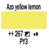Amsterdam 20 ml. - Azo Yellow Lemon