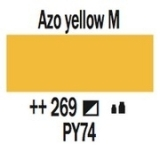 Amsterdam 20 ml. - Azo Yellow Medium