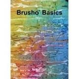 Brusho Basics By Isobell Hall