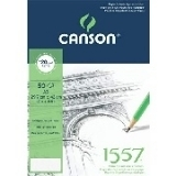 Canson - 1557 Dessin 50 gr 120 gr A3
