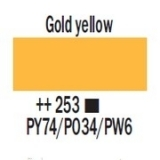 Amsterdam 20 ml. - Gold Yellow