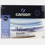 Canson Montval Akvaral A4 blok 300 g