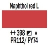 Amsterdam 20 ml. - Naphthol Red light
