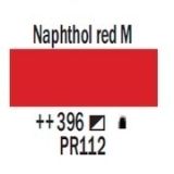 Amsterdam 20 ml. - Naphthol Red Medium