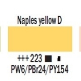 Amsterdam 500 ml. - Naples Yellow Deep