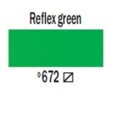 Amsterdam  - Reflex Green ink. 30 ml.