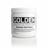 Golden - Sandable Hard Gesso 237 ml.