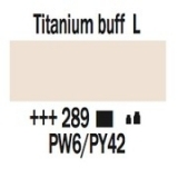 Amsterdam 20 ml. - Titanium Buff Light