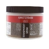 Amsterdam Transparent Gesso 500 ml.