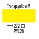 Amsterdam 20 ml. - Transp. Yellow Medium
