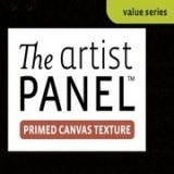 Artist Panel - Primed Canvas Tex