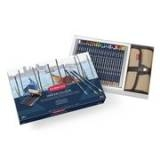 Derwent Watercolor Wrap set 24 ass.