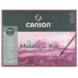 Canson Moulin du Roy A3 blok Grain Satin