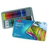 Derwent inktense blocks 36