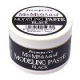 Stamperia - Modling Paste Black 150 ml