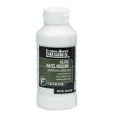 Liquitex - Ultra Matte medium 237ml.